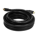 Commercial Series Professional Standard HDMI Cable with Ethernet, 30ft Black