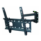 Full-Motion TV Wall Mount Bracket for 32~65 in TVs up to 99 lbs