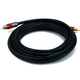 15ft High-quality Coaxial Audio/Video RCA CL2 Rated Cable - RG6/U 75ohm (for S/PDIF, Digital Coax, Subwoofer, and Composite Video)