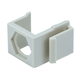 Blank Insert for F type connector - 10pcs/Pack (Ivory)