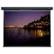 150-inch, 4:3 Matte White Fabric Motorized Projection Screen