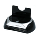 SATA HDD Docking Station w/ Card Reader & 2 Port USB Hub (USB+E-SATA)