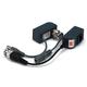 Monoprice 1 Channel Passive CCTV BALUN - Video/Power over Cat5