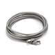 Cat5e 24AWG STP Ethernet Network Patch Cable, 14ft Gray