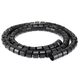 Spiral Wrapping Bands - 30mm x 1.5m (Black)