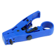Stripper/Cutter for Flat Cables and Stripper for Coaxial Cables