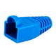 [50pcs] RJ-45 Color Coded Strain Relief Boots - BLUE