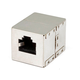 8P8C RJ45 Cat5e Shielded Inline Coupler