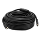 Monoprice 1080i Standard HDMI Cable 131ft - CL2 In Wall Rated 4.95Gbps Active Black (Commercial Series)