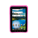 TPU Case with Diamond Pattern for 7 inch Galaxy Tab - Pink