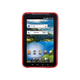 Shiny Finish TPU Case for 7 inch Galaxy Tab - Red
