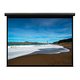 106-inch, 16:9 Matte White Fabric Motorized Projection Screen