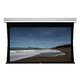 133-inch, 16:9 HD White Fabric Ceiling-Recessed Tab-Tensioned Motorized Projection Screen