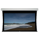 106-inch, 16:9 HD Gray Fabric Ceiling-Recessed Tab-Tensioned Motorized Projection Screen
