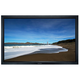 Monoprice 106in HD White Fabric Fixed Frame Projection Screen 16:9