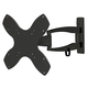 Stable Series Full-Motion Articulating TV Wall Mount Bracket - For TVs 23in to 42in, Max Weight 44lbs, Extension Range of 1.8in to 13.0in, VESA Patterns Up to 200x200, UL Certified