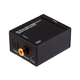 Monoprice Analog to Digital Coaxial and Digital Optical Audio Converter