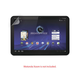 Screen Protective Film w/ High Transparency Finish for Motorola Xoom