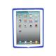Monoprice Premium Silicone Case for iPad 2 and iPad 3 - Blue