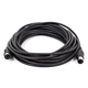Monoprice 25ft MIDI Cable with 5 Pin DIN Plugs - Black