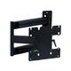 Titan Series Swivel Wall Mount for Small 20 - 42 inch TVs 80lbs Black - No Logo