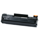 MPI Remanufacturered HP35A CB435A Laser/Toner-Black