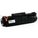 Monoprice Compatible HP36A CB436A Laser Toner - Black