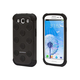 dotDefender PC+Silicone Case for Galaxy SIII - Black