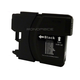 Monoprice compatible Brother LC61BK inkjet- black
