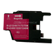 Monoprice compatible Brother LC75M inkjet- magenta (High Yield)