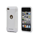 Sure Grip PC+TPU Case for iPod Touch 4 - White