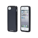 Sure Fit PC+TPU Case for iPhone 5/5s/SE - Gloss Black