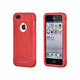 Sure Grip PC+TPU Case for iPhone 5/5s/SE - Red