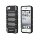 Armored Case for iPhone 5/5s/SE - Metallic Gray