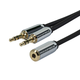 Designed for Mobile 6inch 3.5mm Stereo Jack Splitter