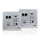 Monoprice HDBaseT Wall Plate Extender Kit