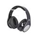 Premium Bluetooth Hi-Fi Over-the-Ear Headphones - Black