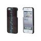 Dhot Matrix Polycarbonate Case for iPhone 5/5s/SE, Black