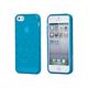 Monoprice Escher Case for iPhone 5/5s/SE - Translucent Blue