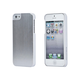 Chamfered Metallic Case for iPhone 5/5s/SE - White