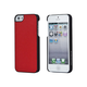Slim Grain for iPhone 5/5s/SE - Red