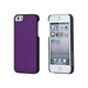 Slim Grain for iPhone 5/5s/SE - Plum