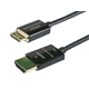 Ultra Slim Active High Speed HDMI Cable with HDMI Mini Connector, 6ft