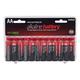 Monoprice AA Alkaline Battery, 24-Pack