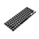Peel Keyboard Cover and Screen Cushion for 13-inch MacBook Air - Black