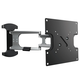 Full-Motion TV Wall Mount (Max 44 lbs, 23 - 42 inch)