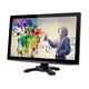 27in IPS-Glass Panel Pro LED  Monitor WQHD 2560x1440- 440cd/m2 - HDMI / DVI / VGA / DisplayPort 1.2 w/Built in Speakers