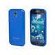 TPU Case for Samsung Galaxy S4 -Blue