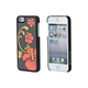 Aloha Low-relief Case for iPhone 5/5s - Gray