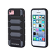 Armored Case for iPhone 5c - Metallic Gray